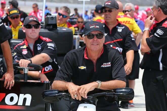 IndyCar Driver Profile: Rick Mears