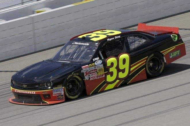 Ryan Sieg Uncle Bob S Ink 16 Race Sponsorship Deal