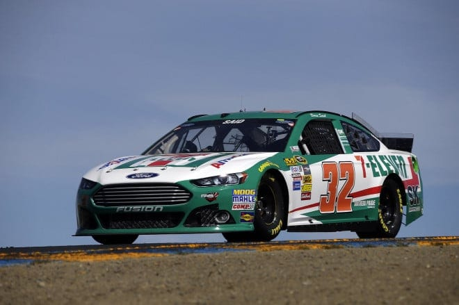 2014 Sonoma CUP Boris Said car CIA