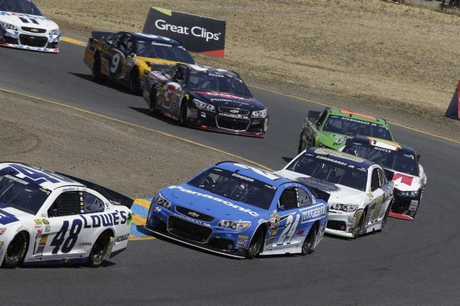 2014 Sonoma CUP pack racing II CIA