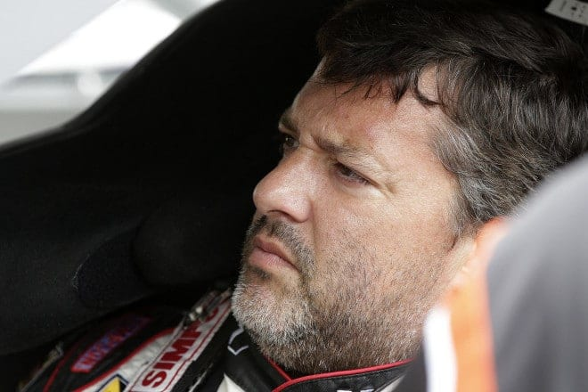 2014 Indianapolis CUP Tony Stewart crabby CIA