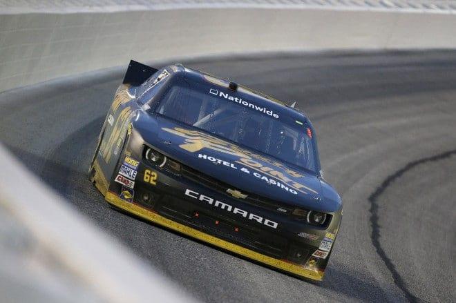 2014 Atlanta NNS Brendan Gaughan racing CIA