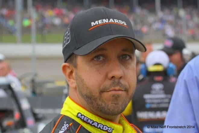 2014 Mudsummer Classic Eldora Speedway Matt Crafton Camping World Trucks Mike Neff 258