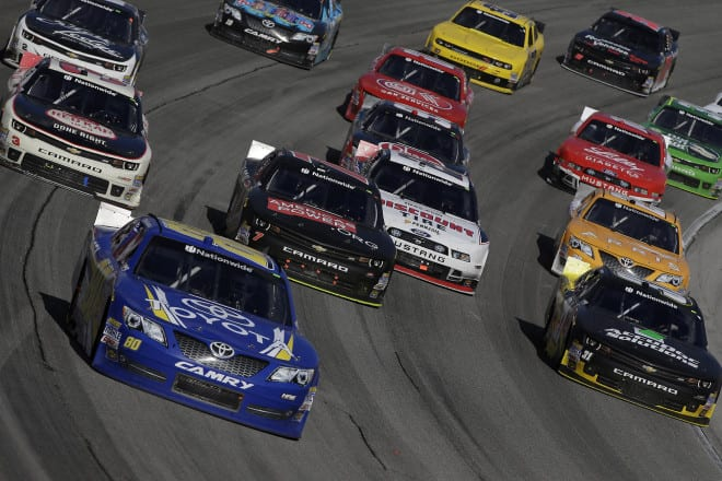 2014 Chicago NNS pack racing CIA