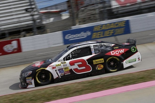 Talladega Driver Ratings - Monster Energy Cup Series