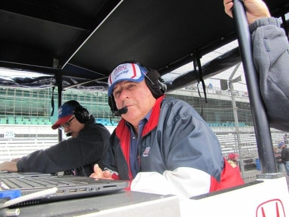 AJ Foyt Credit Foyt Racing