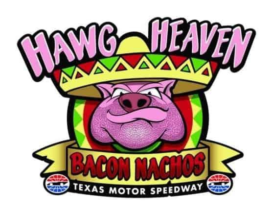 Hawg Heaven Nachos Logo Credit TMS Twitter