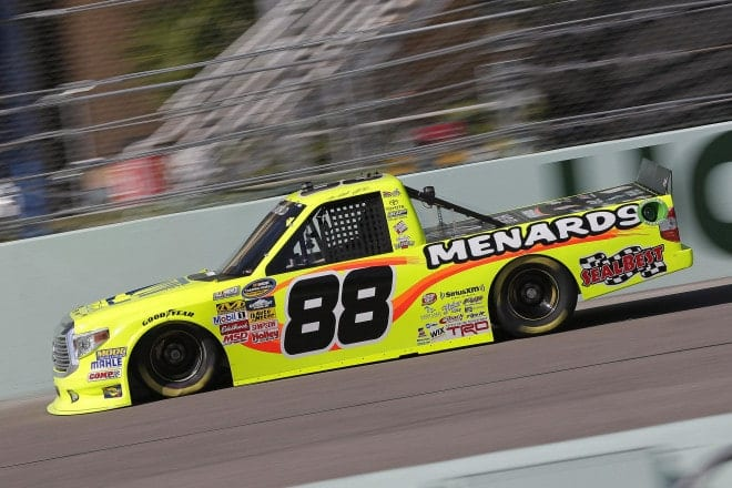 2014 Homestead CWTS Matt Crafton truck CIA