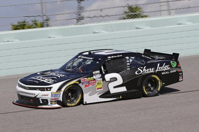 2014 Homestead NNS Brian Scott car CIA