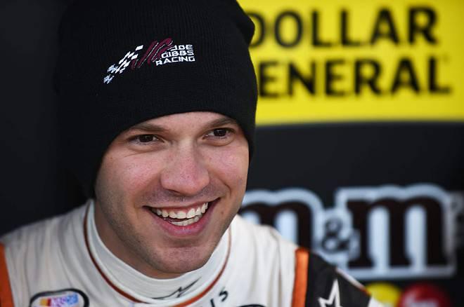 2015 Atlanta NXS Daniel Suarez credit NASCAR via Getty Images