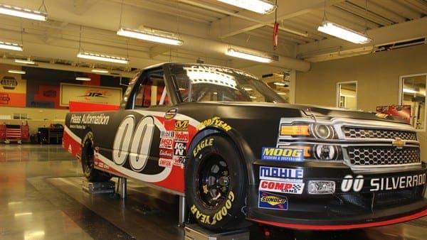 2015 Cole Custer Truck Credit JR Motorsports