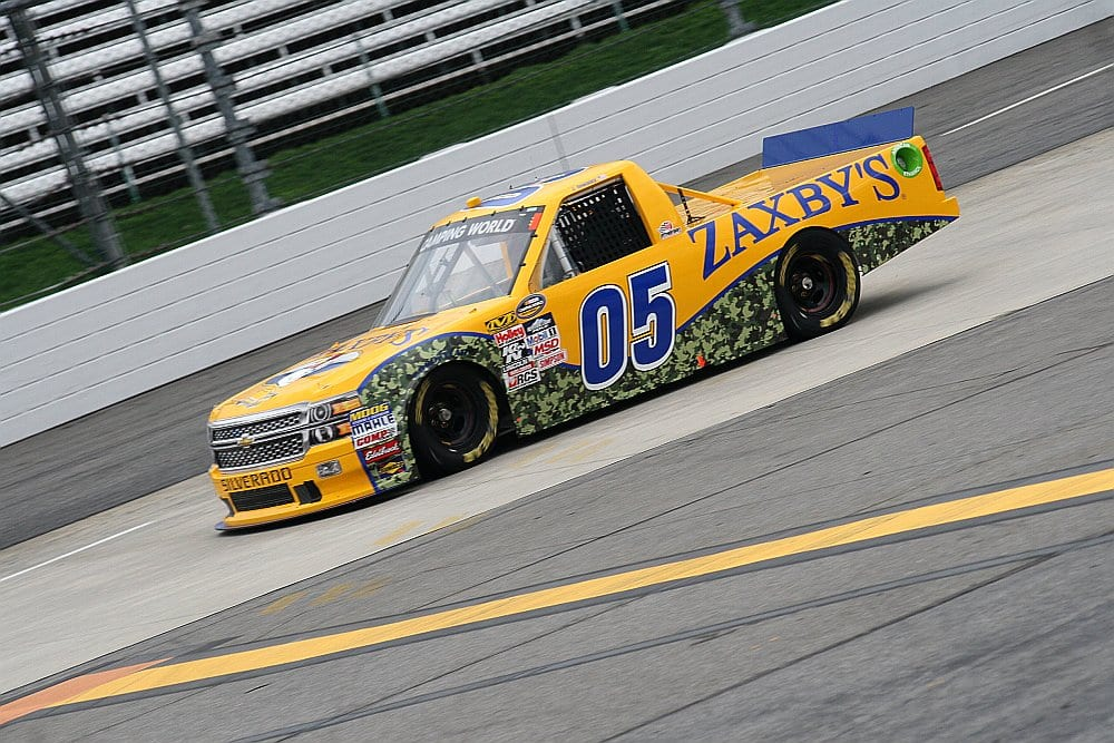 2015 Martinsville I CWTS John Wes Townley truck credit Amy Henderson