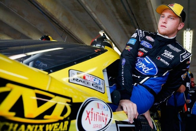 2015 Texas I NXS Chrid Buescher credit NASCAR via Getty Images