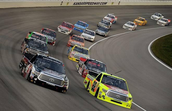 2015 Kansas I pack racing credit NASCAR via Getty Images
