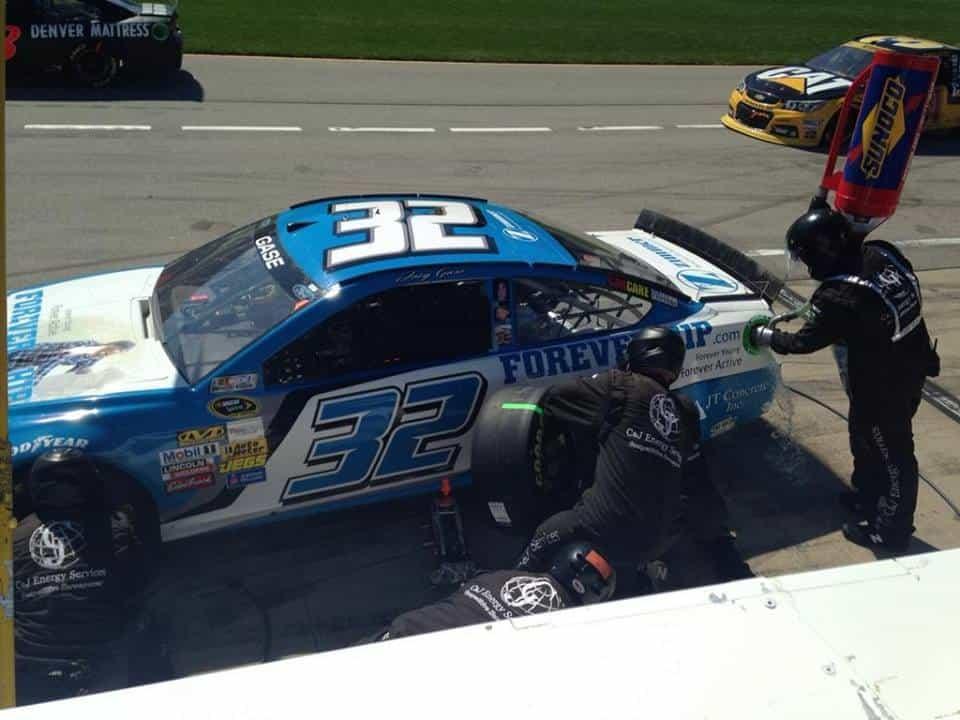 Joey Gase No. 32 Joey Gase Racing