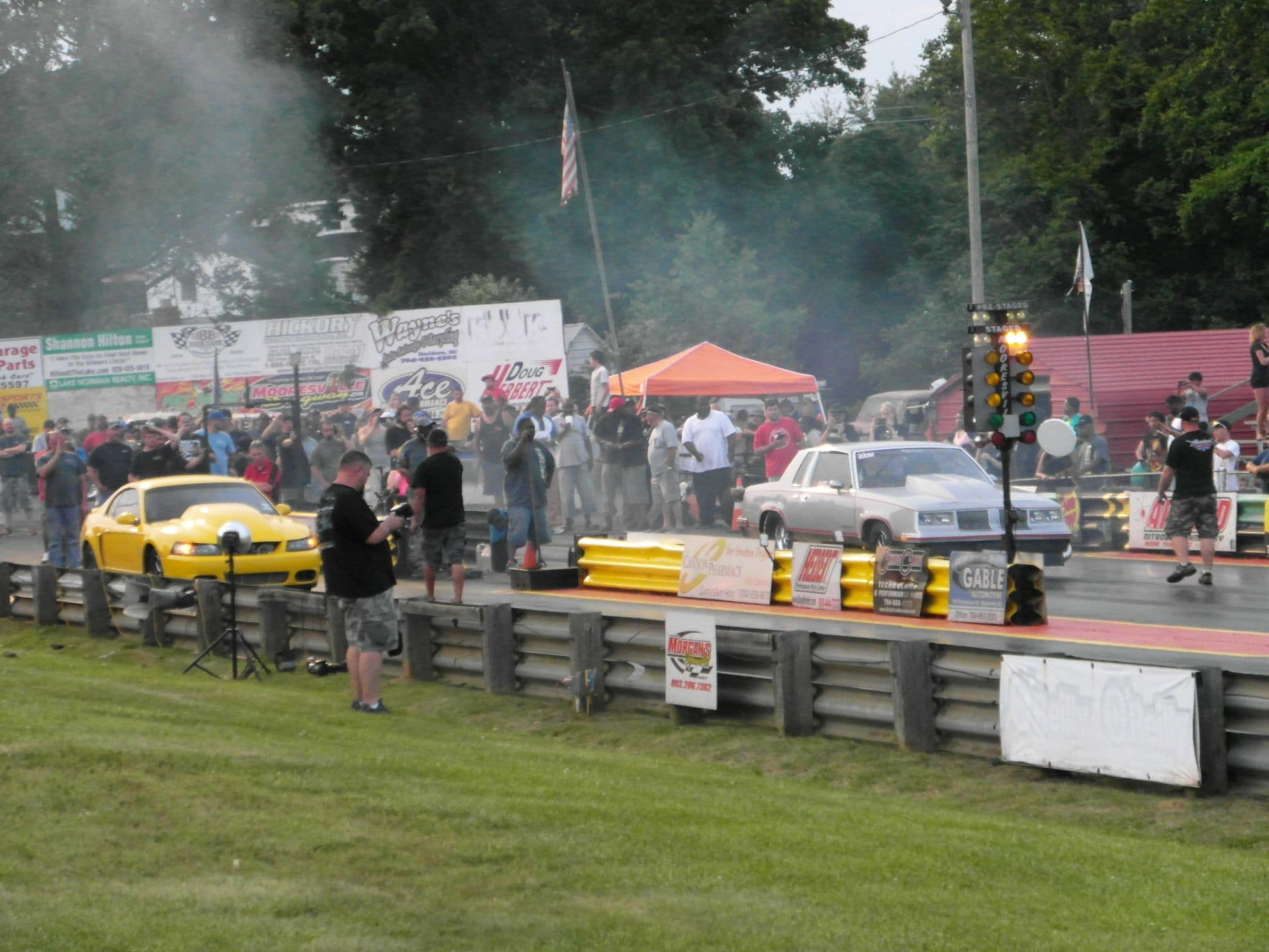 NHRA 2015 Boosted versus Cutty credit Toni Montgomery