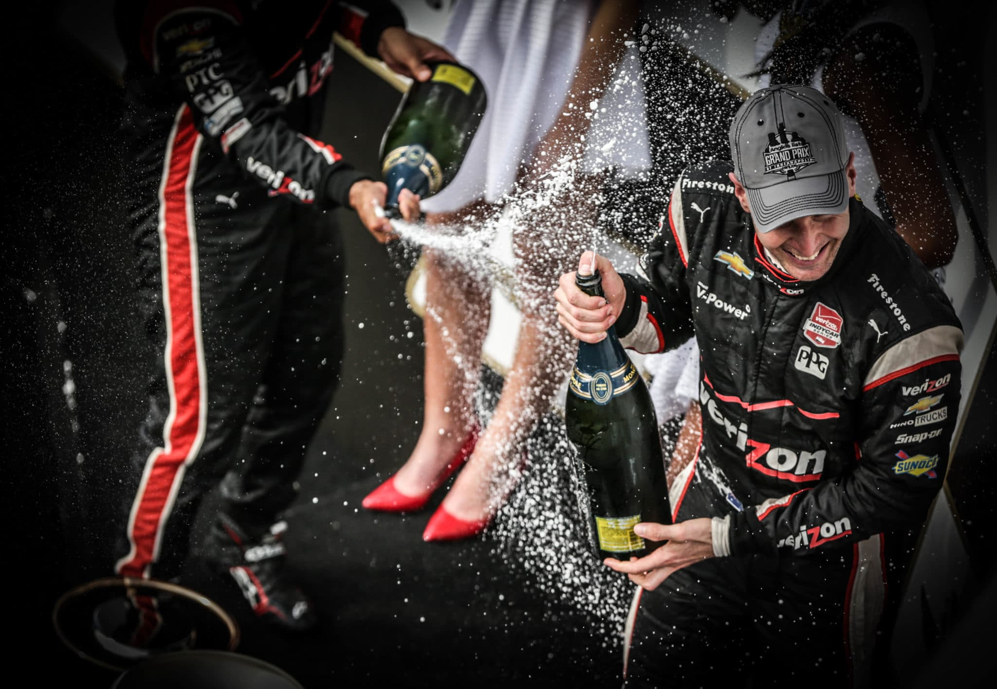 Will Power Indianapolis GP VL