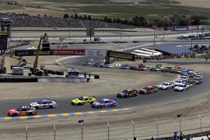 2015 Sonoma CUP pack racing CIA