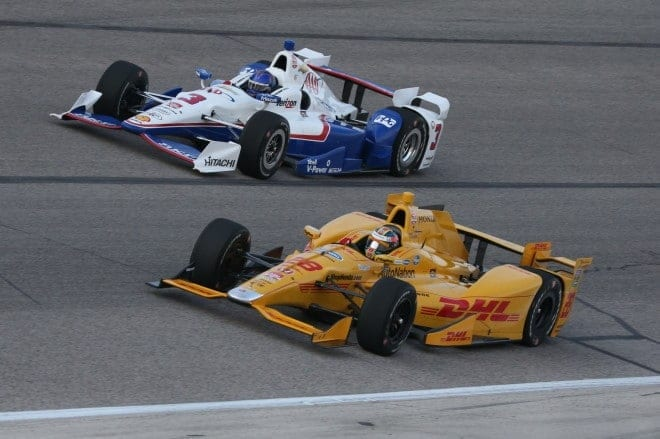 indycar increases push to pass horsepower for 2016. Black Bedroom Furniture Sets. Home Design Ideas