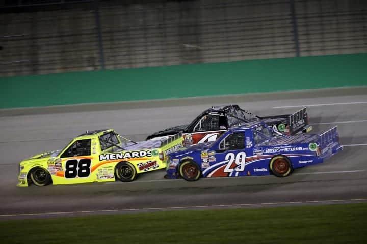 2015 Kentucky CWTS Matt Crafton racing CIA
