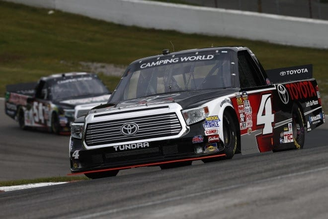 NASCAR Camping World Truck Series Canadian Tire Motorsport Park - Day 1