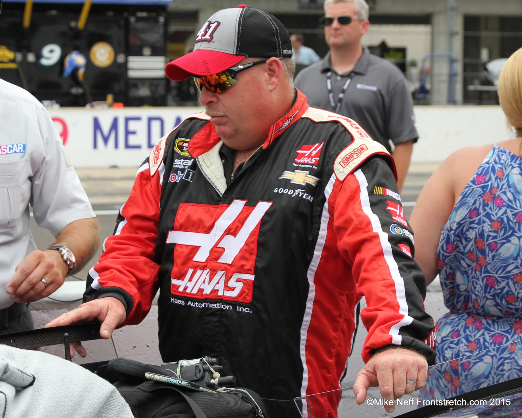 Tony Gibson Indianapolis Cup 2015 Mike Neff