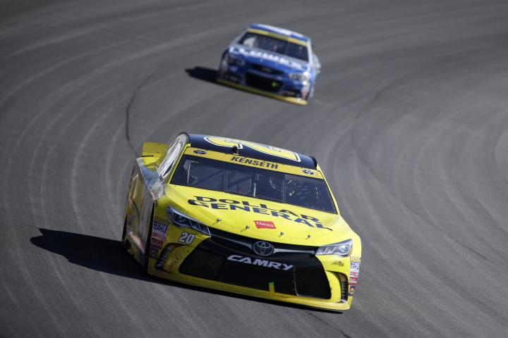 2015 Chicago CUP Matt Kenseth racing CIA