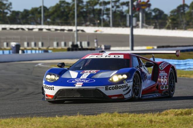 2015 Daytona WSC Joey Hand Car Credit Ford Performance
