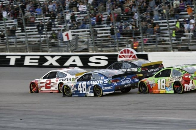 2015 Texas II CUP pack racing CIA
