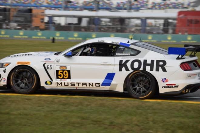 2017 Daytona CTSC Dean Martin Car Credit Phil Allaway