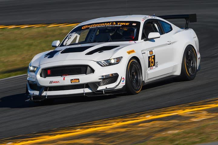 2017 Daytona CTSC Jade Buford Car Credit Ford Performance