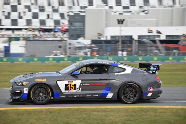 2017 Daytona CTSC Jade Buford Car Credit Phil Allaway
