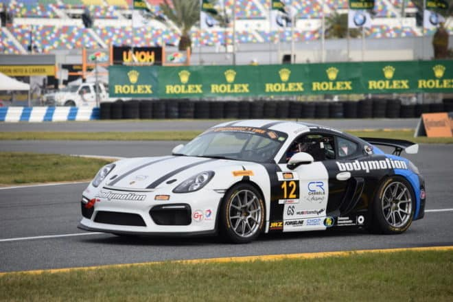 2017 Daytona CTSC Trent Hindman Car Credit Phil Allaway