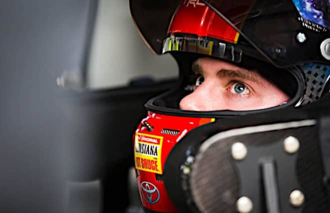 Myatt Snider Learning on the Fly at Kyle Busch Motorsports