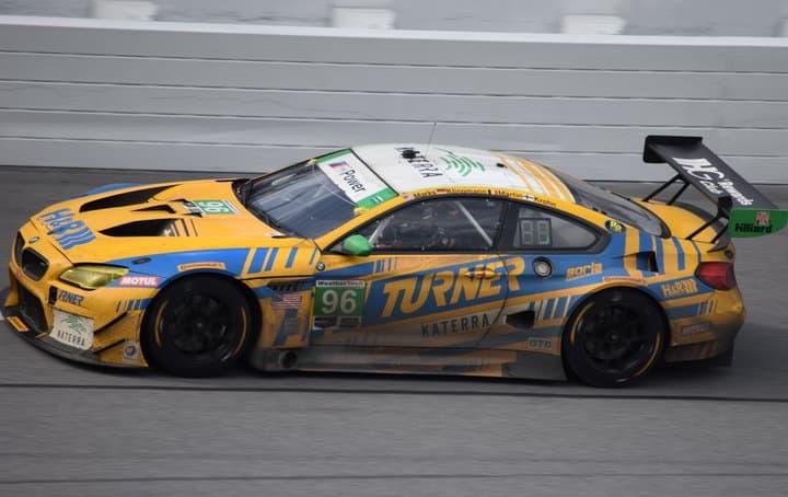 2017 Daytona IWSC Justin Marks Car Credit Phil Allaway