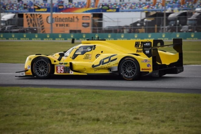 2017 Daytona IWSC Stephen Simpson Car Credit Phil Allaway