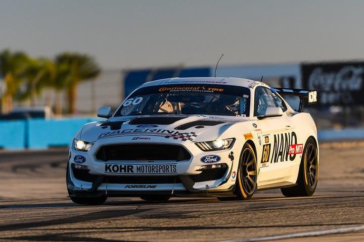 2017 Sebring CTSC Jade Buford Car Credit Ford Performance