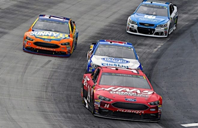 Daily Fantasy NASCAR Forecast Powered by DraftKings: Bass Pro Shops NRA Night Race