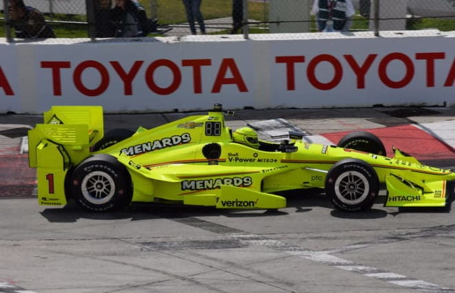 Simon Pagenaud Wins IndyCar at Sonoma, Josef Newgarden Takes Series Championship