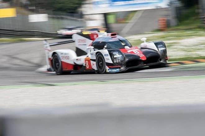 2017 Monza WEC Nicolas Lapierre Car Marius Hecker AdrenalMedia.com