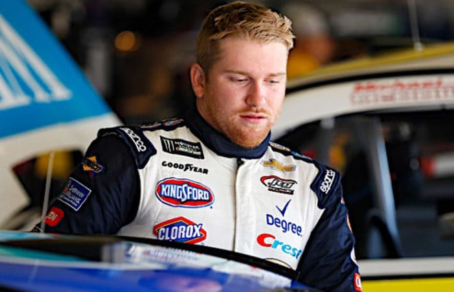 Chris Buescher Happy with Progression at JTG Daugherty Racing