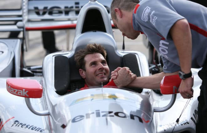 Will Power Claims Pole for Grand Prix of Alabama