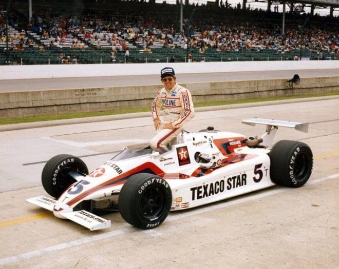 1983 Indianapolis IndyCar Tom Sneva Car Indianapolis Motor Speedway Photography