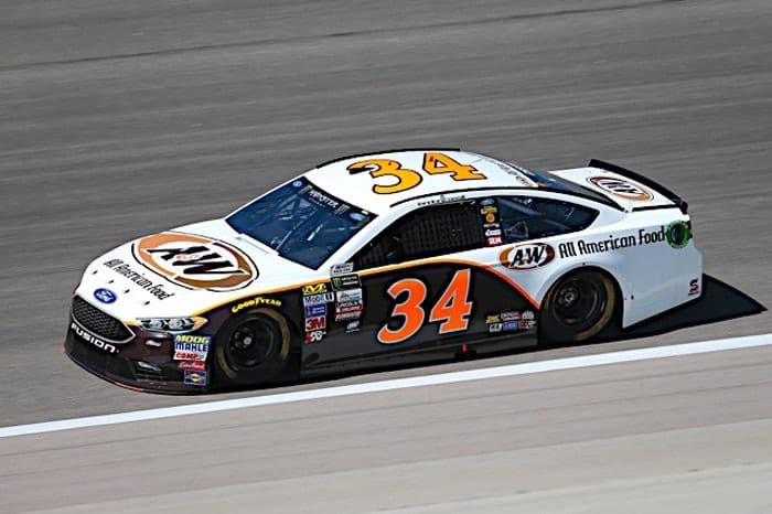 Landon cassill gets new crew chief front row motorsports for Cassill motors used cars