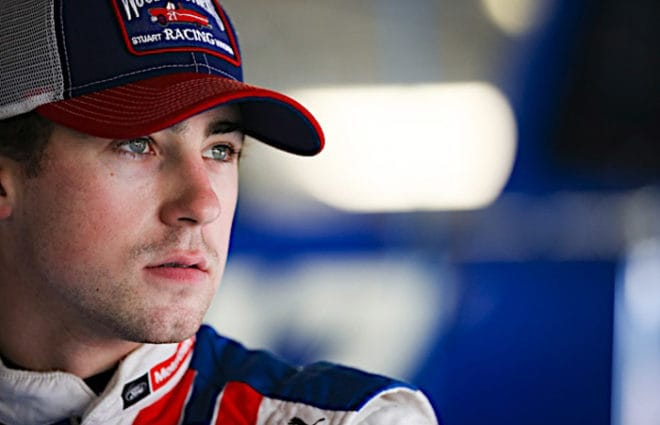 Holding A Pretty Wheel: Ryan Blaney's Patience Put to Another Test At Charlotte