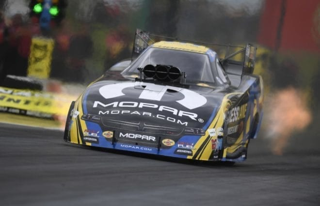 Nitro Shots: NHRA Records Shattered at Topeka