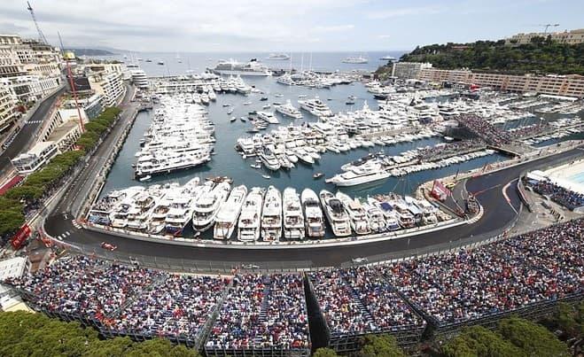 Monaco Grand Prix 1000x610