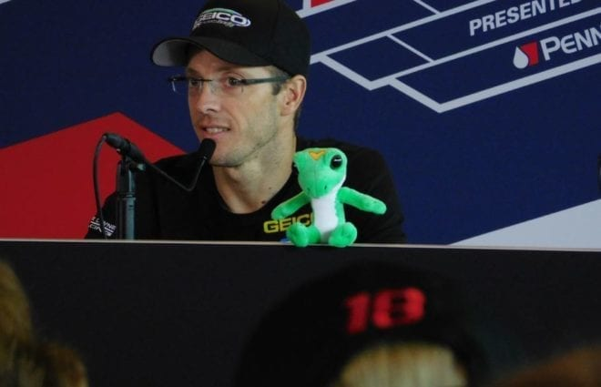 Sebastien Bourdais Returns to Indy, Eyes To Race in Sonoma