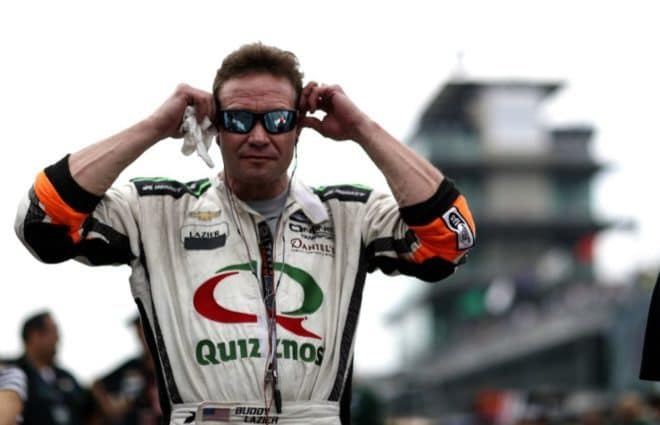 Beyond the Cockpit: Buddy Lazier On His Single-Car Team: 'We'll Surprise People on Raceday'