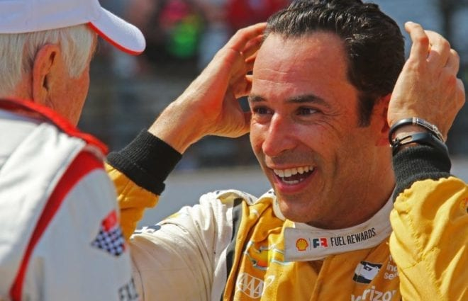 Helio Castroneves Finishes 2nd in Indy 500: 'This Place Brought the Best Out of Me'